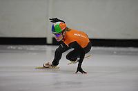SCHAATSEN: HEERENVEEN: 31-01-2014, IJsstadion Thialf, Training Topsport, Yara van Kerkhof, ©foto Martin de Jong