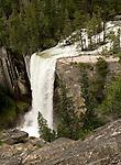 Extraordinary view of Vernal Falls, Yosemite - 2011