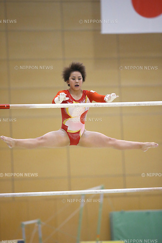 Mai Murakami (JPN), <br /> JUNE25, 2016 - Artistic Gymnastics : <br /> Women's Japan National Team Training Camp <br /> at Ajinomoto National Training Center, Tokyo, Japan. <br /> (Photo by AFLO SPORT)