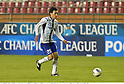 Akihiro Sato (Gamba),.MAY 2, 2012 - Football / Soccer :.AFC Champions League Group E match between Pohang Steelers 2-0 Gamba Osaka at Pohang Steel Yard in Pohang, South Korea. (Photo by Takamoto Tokuhara/AFLO)