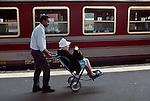 FRANCE-10010, Lourdes, France, 1989