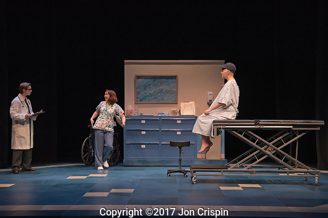 "Mount Holyoke College production of ""Wit"""
