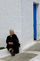 Santorini afternoon
