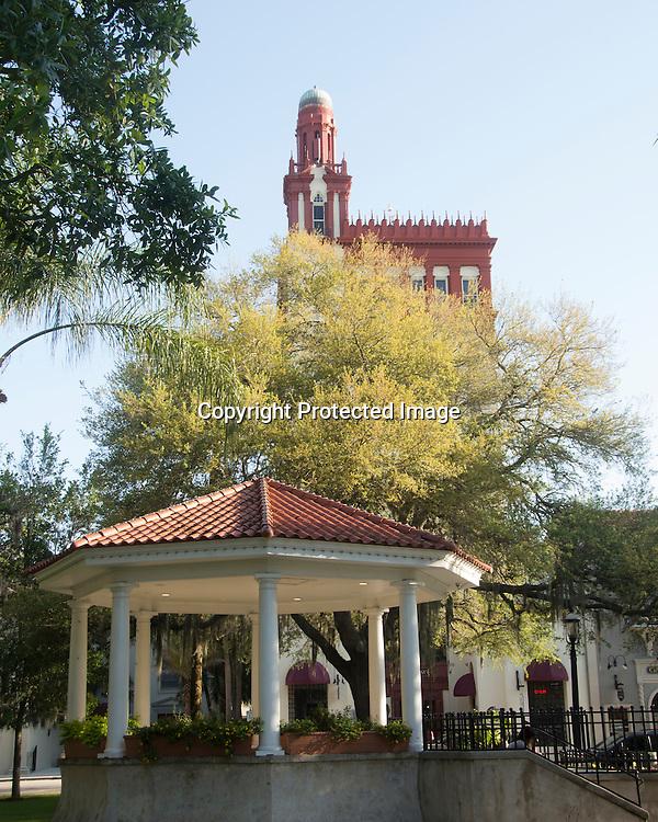 Photographs of Saint Augustine, Florida