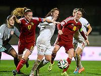 2015.11.30 Belgium - Serbia