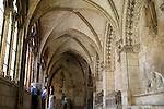 Cloister, Cathedral, Burgos, Spain