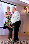 'We could have danced all night' Mary Curran & Tim Corcoran (twinkle toes) at the Dromid GAA Strictly Come Dancing event in the Sea Lodge on Saturday night.