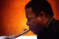 Wayne Shorter, jazz musician at Porto..2001