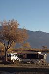Camping at Diaz Lake