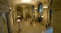New York Public Library, NYC, NY architect, Carrere & Hastings