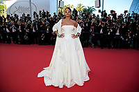 Singer Rihanna attends the premiere of the movie 'Okja' during the 70th Annual Cannes Film Festival at Palais des Festivals in Cannes, France, on 19 May 2017. - NO WIRE SERVICE - Photo: Hubert Boesl/dpa /MediaPunch ***FOR USA ONLY***