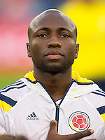 Pablo Armero of Columbia