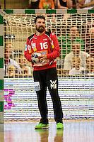Primoz Prost (FAG) am Ball