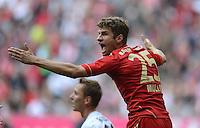 FUSSBALL   1. BUNDESLIGA  SAISON 2012/2013   3. Spieltag FC Bayern Muenchen - FSV Mainz 05     15.09.2012 Thomas Mueller (FC Bayern Muenchen)