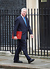 Cabinet Meeting <br /> 10 Downing Street London, Great Britain <br /> 29th March 2017 <br /> <br /> Ministers arrive for the final cabinet meeting ahead of triggering Article 50 today in The House of Commons. <br /> <br /> Michael Fallon MP <br /> Defence Secretary <br /> <br /> <br /> Photograph by Elliott Franks <br /> Image licensed to Elliott Franks Photography Services