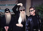 ZZ TOP 1999 Billboard Awards in Las Vegas.December 8th at MGM Grand..
