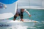 Spain420MenCrewESPPG31PabloGarc&iacute;a Portela<br /> Spain420MenHelmESPAG70Andr&eacute;s&Aacute;lvarez<br /> Day2, 2015 Youth Sailing World Championships,<br /> Langkawi, Malaysia
