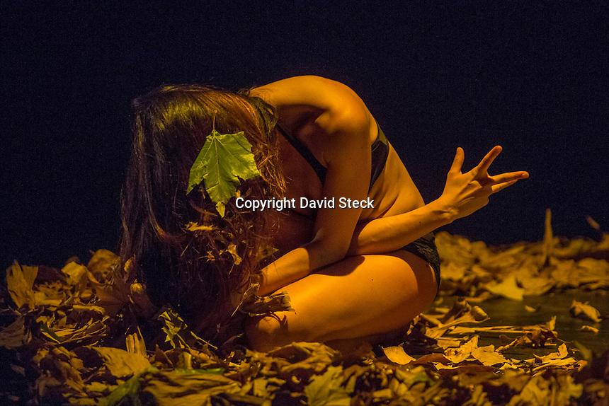 Quer&eacute;taro, Qro. 08 de Diciembre de 2016.- Vivian Nu&ntilde;ez Medina de la compa&ntilde;&iacute;a colombiana de danza contempor&aacute;nea &quot;Est&aacute;n 3&quot; present&oacute; su obra &quot;Sin Aire pero con m&aacute;s Vida&quot; en el marco del &quot;Festival Internacional Arte M&oacute;vil&quot; en el Museo de la Ciudad, <br /> <br /> Este evento se lleva a cabo del 7 al 10 de diciembre con dos funciones diarias de danza y teatro.<br />  <br /> Foto: David Steck