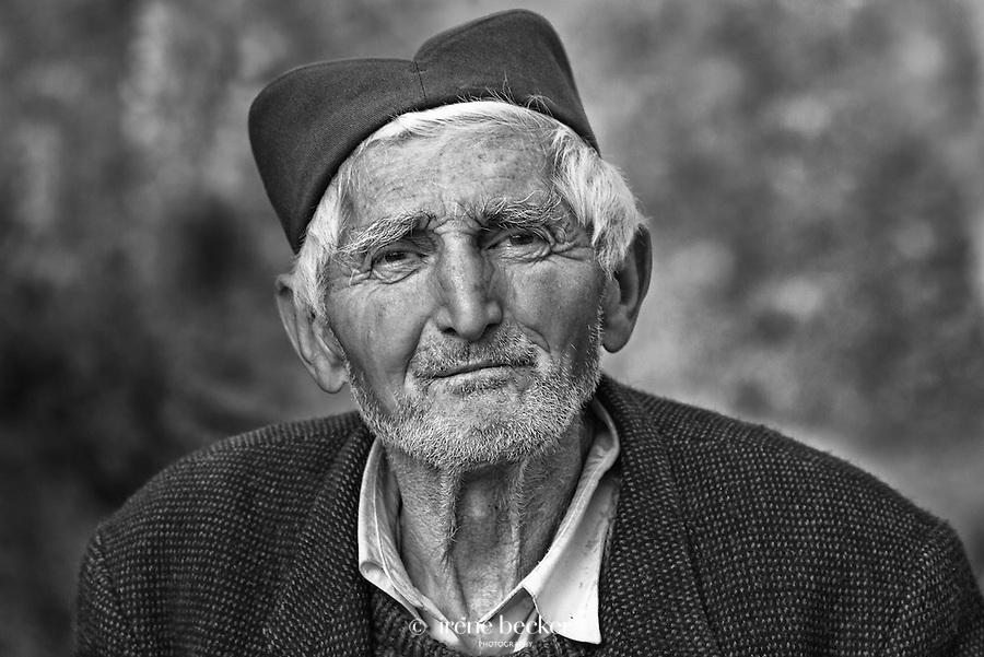 Man from Jagoštica, Tara National Park, Serbia.