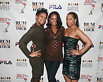 Michelle Bell, Kecia Clarke and Cooike Attend Jocelyn Taylor's Birthday Celebration and Official Launch of JRT Multimedia, LLC (A Luxury Branding Company)at Nikki Beach Midtown, New York, 3/26/2011