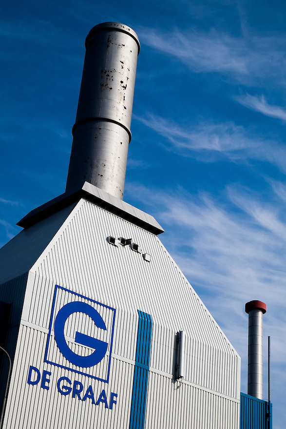 Nederland, Purmerend, 17 maart 2015<br /> Afvalverwerker de Graaf in Purmerend. <br /> <br /> Foto: (c) Michiel Wijnbergh