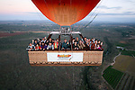 20100823 August 23 Cairns Hot Air Ballooning