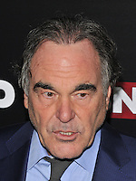 New York,NY-September 13: Oliver Stone attends the 'Snowden' New York premiere at AMC Loews Lincoln Square on September 13, 2016 in New York City. @John Palmer / Media Punch