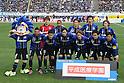 Gamba Osaka team group line-up, .MARCH 10, 2012 - Football / Soccer : .2012 J.LEAGUE Division 1, 1st sec match between Gamba Osaka 2-3 Vissel Kobe at Expo'70 Commemorative Stadium, Osaka, Japan. (Photo by Akihiro Sugimoto/AFLO SPORT) [1080]