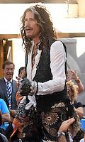 "JUN 24 Steven Tyler Performs On NBC's ""Today"""
