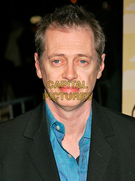 "STEVE BUSCEMI.NY Premiere of ""Lonesome Jim"" at Chelsea West Theatre, New York, NY, USA  .March 21st, 2006.Photo: Jackson Lee/Admedia/Capital Pictures.Ref: JL/ADM.headshot portrait.www.capitalpictures.com.sales@capitalpictures.com.© Capital Pictures."