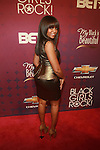 Taraji P. Henson Wearing Diane von Furstenberg Attends BLACK GIRLS ROCK! 2012 Held at The Loews ParadiseTheater in the Bronx, NY  10/13/12