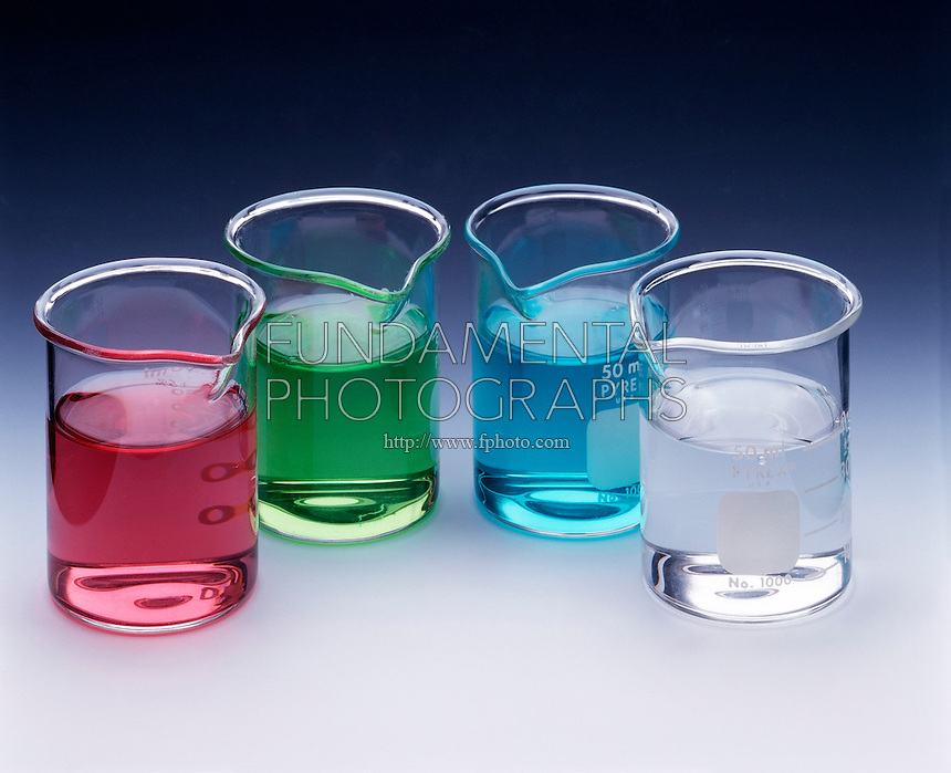 NITRATE SALT SOLUTIONS<br /> The Color Of Metal Ions<br /> Cobaltous Nitrate-Co(NO3)2(aq) is red, Nickel Nitrate-Ni(NO3)2(aq) is green, Cupric Nitrate-Cu(NO3)2(aq) is blue, Zinc Nitrate-Zn(NO3)2(aq) is colorless.