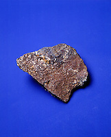 MAGNETITE (LODESTONE)<br /> Iron Oxide (Fe3O4)<br /> A naturally magnetic ore of iron which is commonly found in igneous and metamorphic rocks as well as many sedimentary rocks. The most magnetic mineral on earth, magnetite was used as an early form of compass.