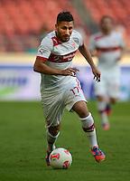 Fussball Europa League Play Offs:  Saison   2012/2013     VfB Stuttgart - Dynamo Moskau  22.08.2012 Tunay Torun (VfB Stuttgart)