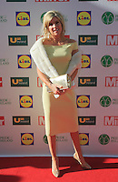 19/05/2015 <br /> Jenny Buckley<br /> during the Irish mirror pride of Ireland awards at the mansion house, Dublin.<br /> Photo: gareth chaney Collins