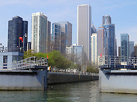 Chicago River Locks