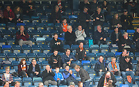Blackpool fans enjoy the pre-match buildup<br /> <br /> Photographer Kevin Barnes/CameraSport<br /> <br /> The EFL Sky Bet League Two - Wycombe Wanderers v Blackpool - Saturday 11th March 2017 - Adams Park - Wycombe<br /> <br /> World Copyright &copy; 2017 CameraSport. All rights reserved. 43 Linden Ave. Countesthorpe. Leicester. England. LE8 5PG - Tel: +44 (0) 116 277 4147 - admin@camerasport.com - www.camerasport.com