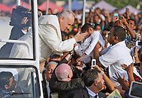 Pope Francis Performs Canonization Ceremony For Saint Joseph Vaz - Sri Lanka