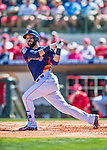 4 March 2016: Houston Astros infielder Marwin Gonzalez in action during a Spring Training pre-season game against the St. Louis Cardinals at Osceola County Stadium in Kissimmee, Florida. The Astros defeated the Cardinals 6-3 in Grapefruit League play. Mandatory Credit: Ed Wolfstein Photo *** RAW (NEF) Image File Available ***