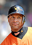 21 May 2007: Baltimore Orioles outfielder Jay Payton waits on deck against the Toronto Blue Jays during Baseball's Annual Hall of Fame Game at Doubleday Field in Cooperstown, NY. The Orioles defeated the Blue Jays 13-7 in front of a sellout crowd of 9,791 at the historical ballpark...Mandatory Credit: Ed Wolfstein Photo