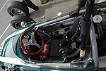F1 Cooper cockpit
