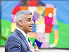 Sadiq Khan Trinity St Mary's 6th June 2016