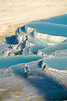 Photo &amp; Image  of Pamukkale Travetine Terrace, Turkey. Images of the white Calcium carbonate rock formations. Buy as stock photos or as photo art prints. 4
