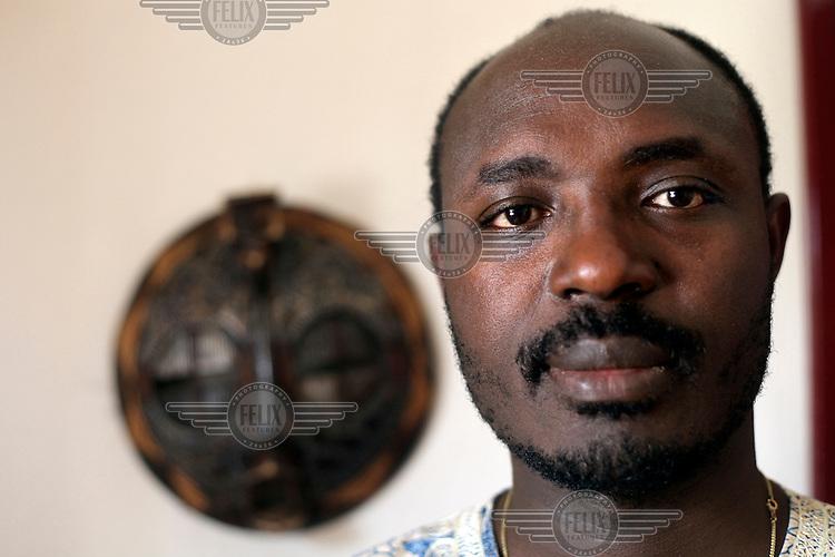 Journalist and human rights activist Rafael Marques.