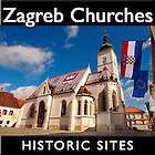 Zagreb Cathedral Pictures, Photos, Images & Fotos