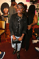 LOS ANGELES, CA - JUNE 24, 2016 Bre-Z attends the BET Awards Remote Radio Room Day 1 at The JW Marriot in Los Angeles, CA. Photo Credit: Walik Goshorn / Media Punch