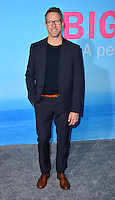 David Monahan at the premiere for HBO's &quot;Big Little Lies&quot; at the TCL Chinese Theatre, Hollywood. Los Angeles, USA 07 February  2017<br /> Picture: Paul Smith/Featureflash/SilverHub 0208 004 5359 sales@silverhubmedia.com