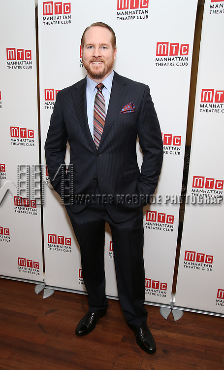 Darren Goldstein attending the Broadway Opening Night After Party for 'The Little Foxes' at the Copacabana on April 19, 2017 in New York City.