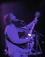 Band of Horses performing at Billboard the Venue, Melbourne, 3 August 2007