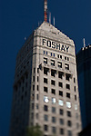 The iconic Foshay Tower Building in Downtown Minnepolis